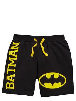 batman-boys-bat-logo-jog-shorts