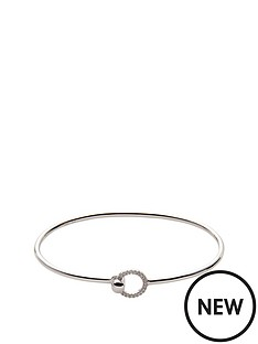 love-diamond-sterling-silver-12-point-diamond-circle-fliptop-bangle