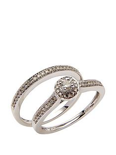 love-diamond-9ct-white-gold-25-point-pave-diamond-two-part-bridal-set