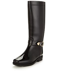 shoe-box-moss-side-buckle-fashion-wellington-boot