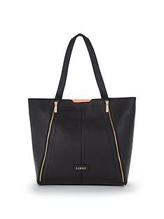 lipsy-double-zip-shopper-bag