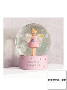 personalised-fairy-snow-globe
