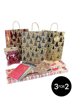 craft-86-piece-gift-wrap-amp-gift-bag-bundle