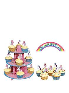my-little-pony-cupcake-set-amp-cupcake-stand