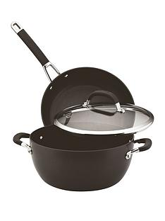 circulon-premier-professional-2-piece-casserole-and-frying-pan-set