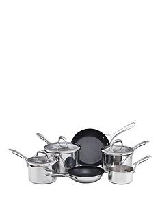 meyer-meyer-6-piece-stainless-steel-pan-set