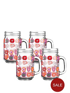 kilner-set-of-4-handled-jar-glasses-ndash-fruit-salad