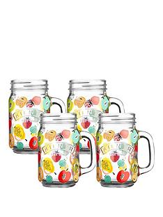 kilner-kilner-04-litre-punch-04-litre-fruits-4-pack-handled-jars