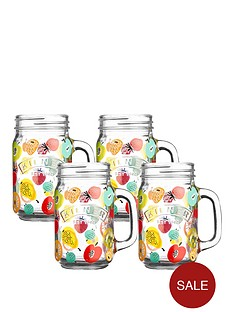 kilner-set-of-4-handled-glass-jars-ndash-fruit-punch