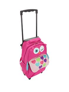 my-doodles-owl-suitcase-pink