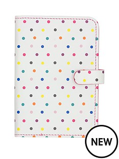 trendz-passport-cover-polka-dot