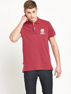 franklin-marshall-franklin-amp-marshall-small-logo-polo