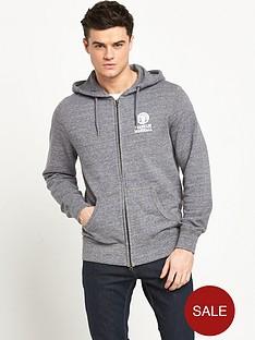 franklin-marshall-franklin-amp-marshall-small-logo-hoodie