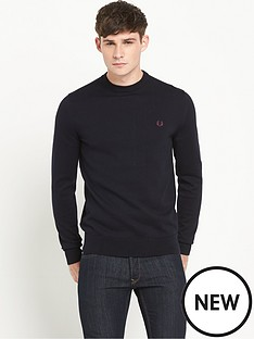 fred-perry-cotton-crew-neck-mens-jumper