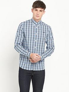 fred-perry-long-sleevenbspcheck-shirt