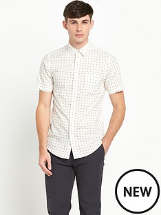 ben-sherman-double-square-print-mens-shirt