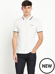 ben-sherman-tipped-collarnbsppolo-shirt
