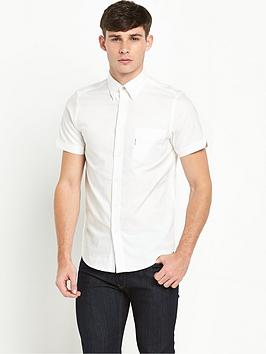 ben-sherman-short-sleeved-oxford-shirt