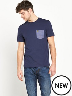 lyle-scott-birdseye-pocket-mens-t-shirt