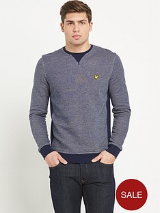 lyle-scott-crew-neck-sweater