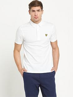 lyle-scott-button-down-collarnbsppolo-shirt