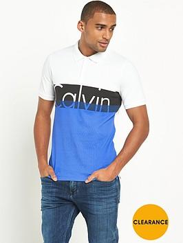 calvin-klein-jeans-colour-block-polo