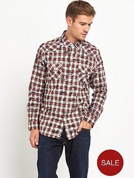 joe-browns-bikes-to-boards-mens-check-shirt