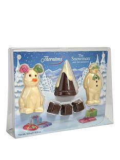 thorntons-thorntons-snowman-amp-snowdog-model-gift-pack