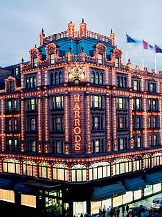 virgin-experience-days-sharing-platter-with-champagne-at-harrod