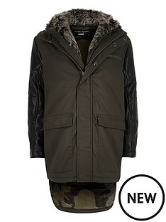 river-island-boys-contrast-sleeve-hooded-parka-coat