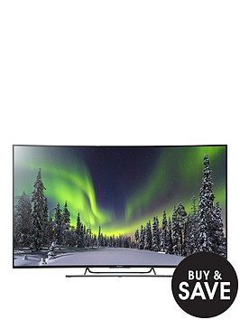 sony-kd55x8005cbu-55-inch-smart-ultra-hd-freeview-hd-led-tv-black