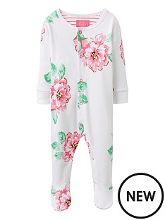 joules-floral-sleepsuit