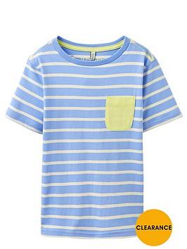 joules-boys-stripe-pocket-t-shirt