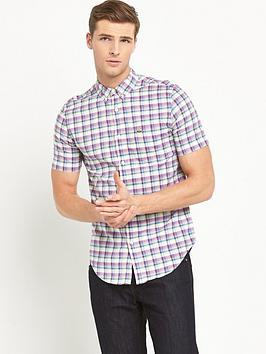 lacoste-lacoste-sportswear-short-sleeve-check-shirt