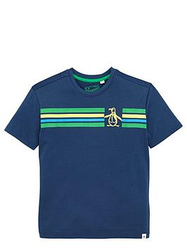 penguin-ss-chest-stripe-tee