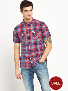superdry-superdry-washbasket-short-sleeve-check-shirt