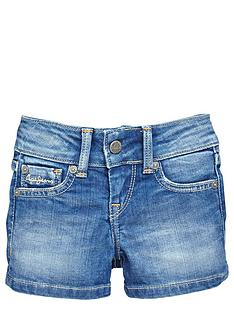 pepe-jeans-girls-denim-short