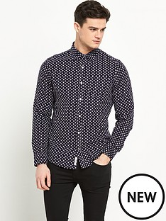 penguin-penguin-surge-dobby-woven-shirt-with-x039s