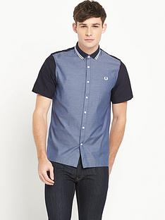 fred-perry-fred-perry-short-sleeve-woven-knit-shirt