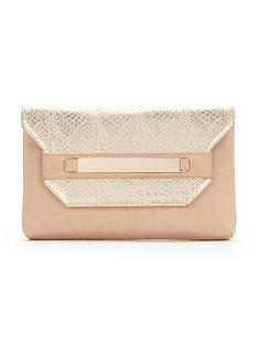 miss-selfridge-metal-bar-clutch-bag