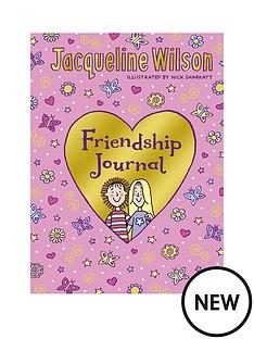 jacqueline-wilson-friendship-journal
