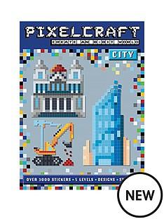 pixelcraft-city
