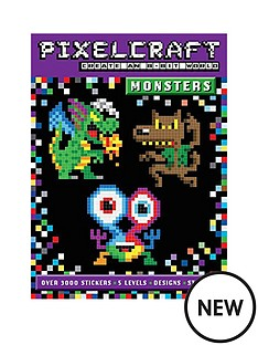 pixelcraft-monsters