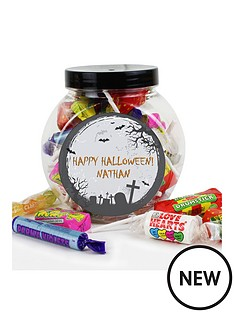 personalised-halloween-graveyard-sweet-jar
