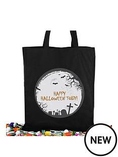 personalised-halloween-graveyard-trick-or-treat-bag