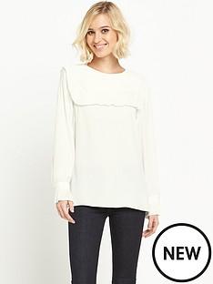 warehouse-sailor-bib-blouse