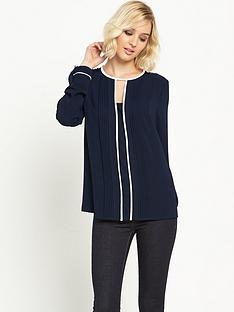 warehouse-contrast-trim-blouse