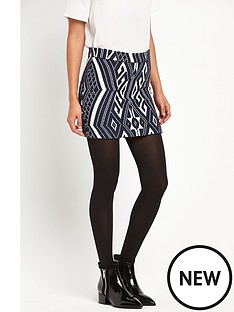 glamorous-mini-skirt
