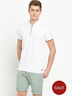 jack-jones-originals-zippednbsppolo-shirt