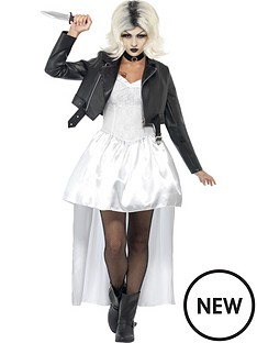bride-of-chucky-costume-white-with-jacket-dress-and-choker